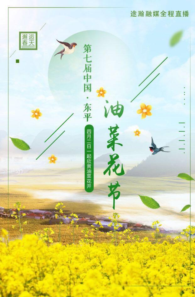 第七届中国东平油菜花节
